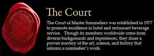 Cour of Master Sommeliers